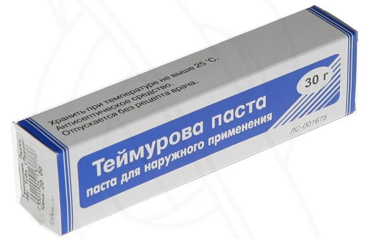 Паста теймурова помогает ли от грибка ногтей - О грибке ногтей