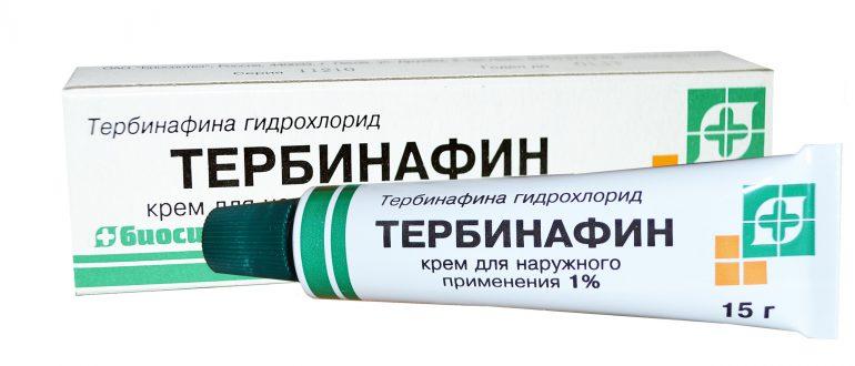 Таблетки от грибка широкого спектра действия