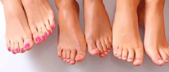 Стадии развития грибка на ногтях ног 7