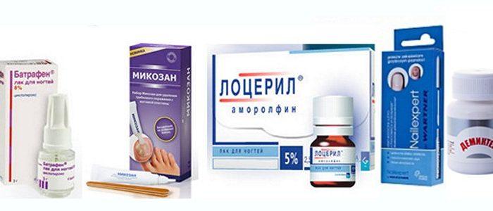 Эффективные таблетки для лечения грибка на ногтях