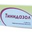 Тинидазол от молочницы